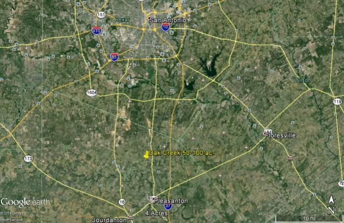 Oak Creek Location