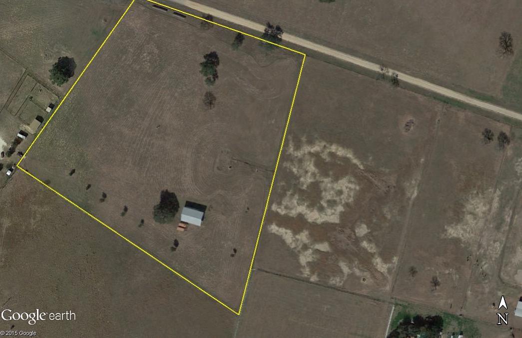 Hobson 9.42 ac. aerial